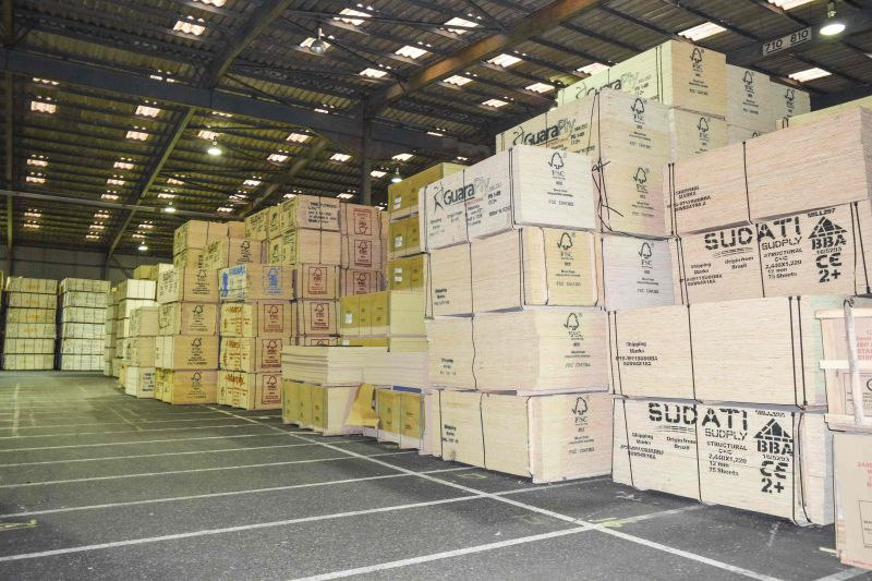 Buy High Quality Sheet Materials in The UK