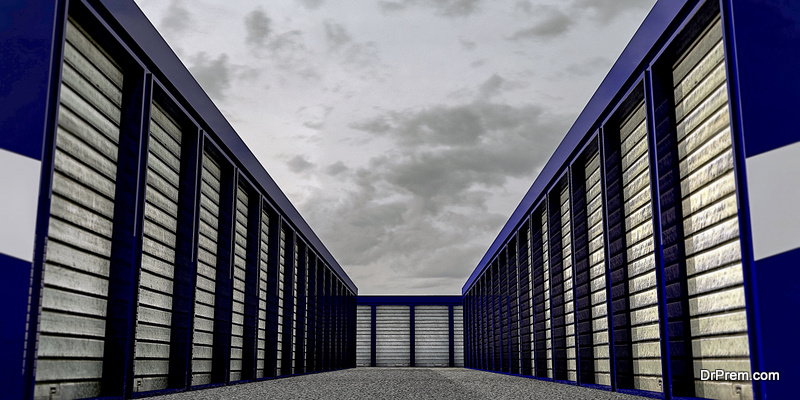 Use a Self-Storage Unit While Moving