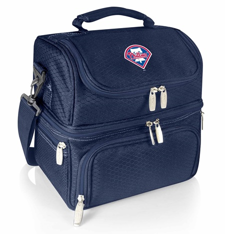Philadelphia-Phillies Pranzo-Insulated-Lunch-Bag-Tote-Navy