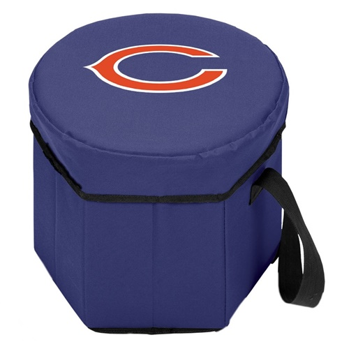 Chicago Bears Bongo Cooler Navy