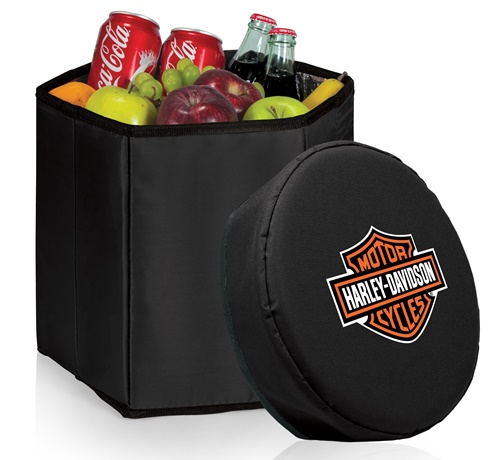 Harley Davidson Bongo Insulated Collapsible Cooler