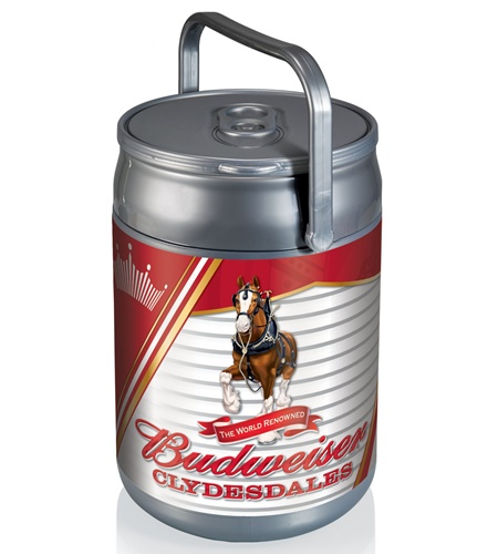 Budweiser Clydesdale Insulated Can Cooler