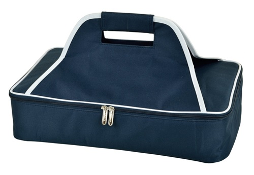 Thermal Shield Insulated Food Carrier Navy