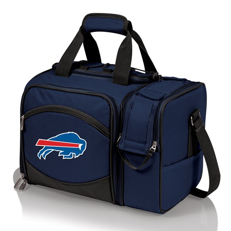 Buffalo Bills Malibu Picnic Cooler Tote
