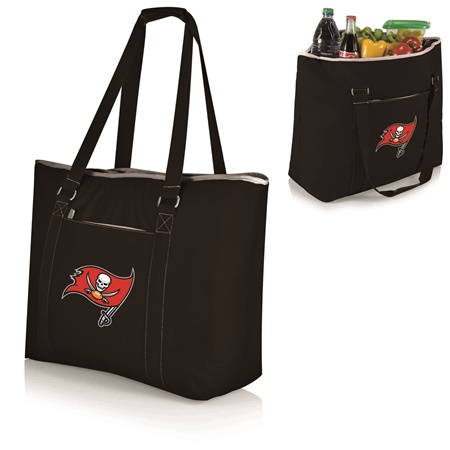 Tampa Bay Buccaneers Tahoe Extra Large Insulated Tote Black