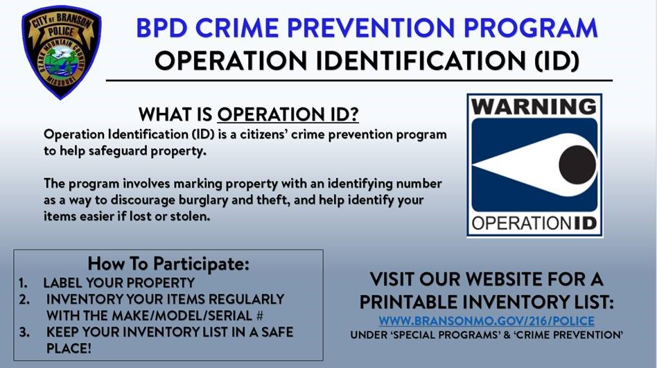BPD Crime Prevention