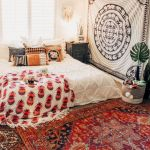 Channelize The Bohemian Decor In The Bedroom 131