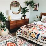 Channelize The Bohemian Decor In The Bedroom 143