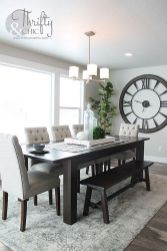 Enhance Dinning Room With Farmhouse Table 83