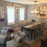 Enhance Dinning Room With Farmhouse Table 33