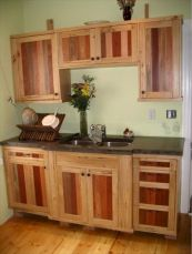 Wood Kitchen Cabinets An Investment to Awesome Kitchen 80