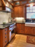 Wood Kitchen Cabinets An Investment to Awesome Kitchen 84