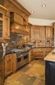 Wood Kitchen Cabinets An Investment to Awesome Kitchen 94