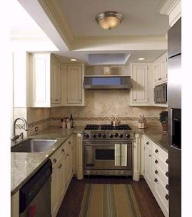 Small Kitchen Plan and Design for Small Room 137