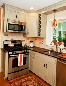 Kitchen Plan And Design For Small Room (2)