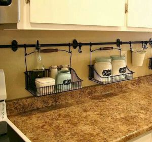Small Kitchen Plan and Design for Small Room 42