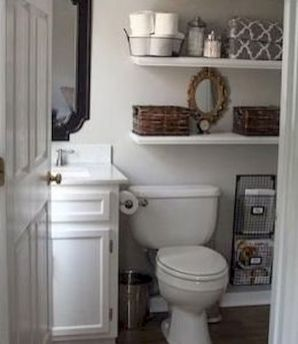 Amazing Small Bathrooms In Small Appartment Ideas 78