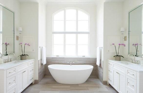 Extraordinary White Bathroom Ideas 97