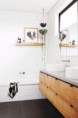 Extraordinary White Bathroom Ideas 109