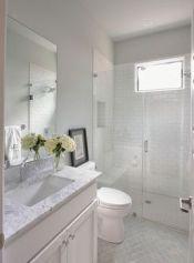 Extraordinary White Bathroom Ideas 119