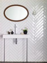 Extraordinary White Bathroom Ideas 163