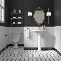 Extraordinary White Bathroom Ideas 190