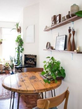 Design Space Saving Dining Room For Your Apartment 79