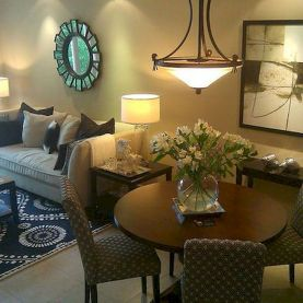 Design Space Saving Dining Room For Your Apartment 80