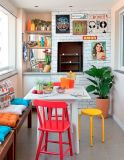 Design Space Saving Dining Room For Your Apartment 115