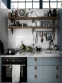 Small Kitchen Ideas For Your Appartement 26