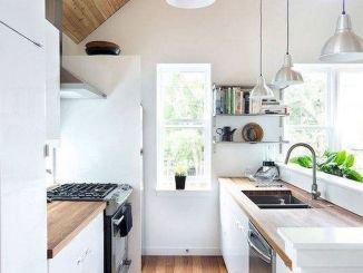 Small Kitchen Ideas For Your Appartement 15