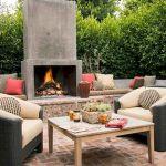 Ultimate Backyard Fireplace Sets The Outdoor Scene 147