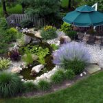 Enjoy the Peace and Serenity with Backyard Pond Decor 26