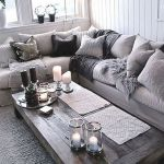 Modern Living Room Ideas With Grey Coloring 89