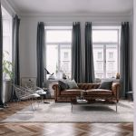 Modern Living Room Ideas With Grey Coloring 126