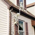 Amazing Spooky Halloween Decorations For One Ghostly Atmosphere 102
