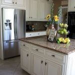 Makeover Your Kitchen Cabinets for More Storage And More Floor Space 92