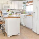 Makeover Your Kitchen Cabinets for More Storage And More Floor Space 31