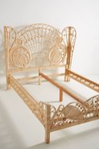 100++ Rattan Furniture to Make Your Classy Room 26