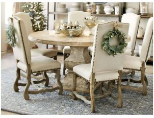 Round Dining Room Tables Decoration Ideas 72