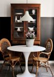 Round Dining Room Tables Decoration Ideas 85