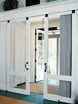 Creative Sliding Door For Any Homeowners 132