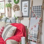 Excellent Christmas Craft Ideas for Your Living Room 81
