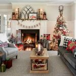 Excellent Christmas Craft Ideas for Your Living Room 42