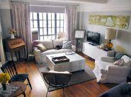 Minimalist Living Room Decor For Apartment 54