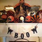 Vintage Halloween Decorating Farmhouse For Spooky Home 86