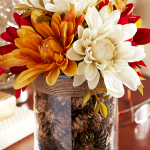 Thanksgiving Tabletop Crafts to Enhance Your Party 89
