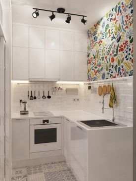 Amazing Small Kitchen Concepts For Your Snug Cooking