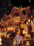 Attractive Outdoor Christmas Lights Decoration Ideas