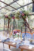 Brilliant Beautiful Winter Wedding Decoration Ideas